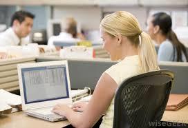office-girl